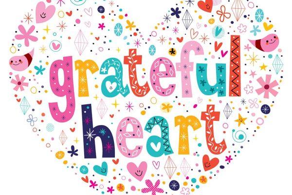 grateful heart graphic