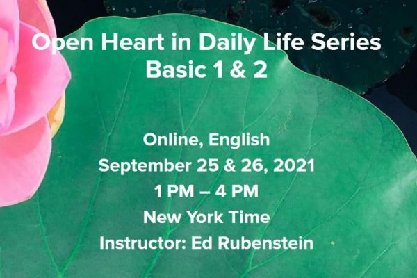 Open Heart in Daily Life