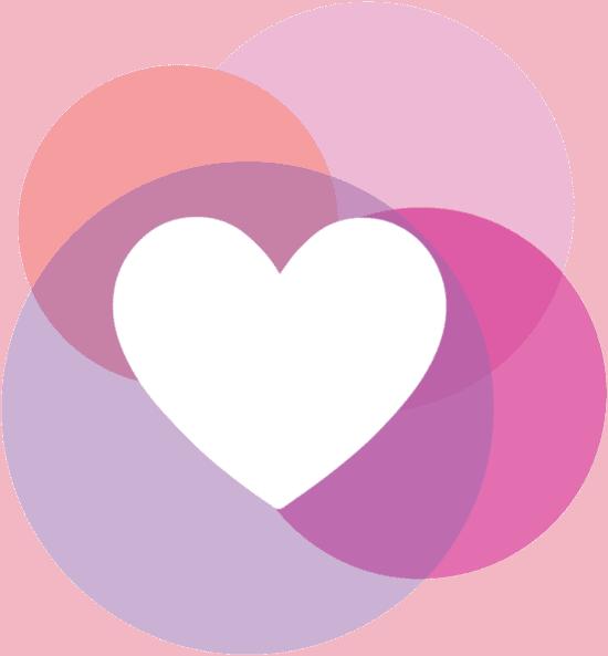 True Heart Logo